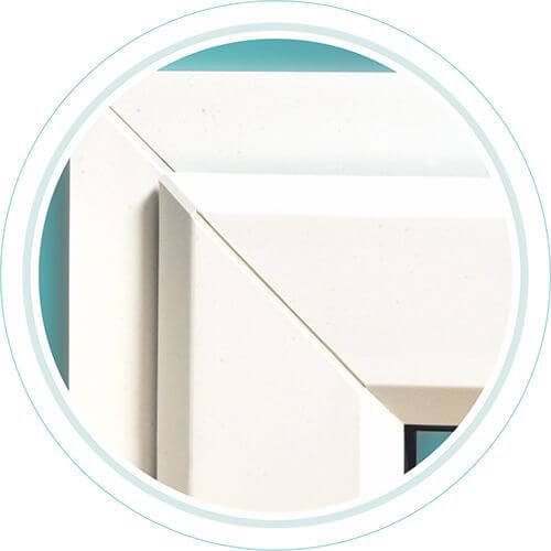 uPVC Windows & Doors Fusion Welded Joints