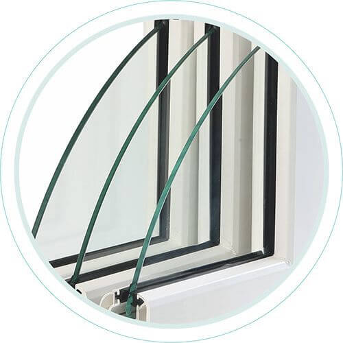 uPVC Windows & Doors Single Double & Triple Glazing Options