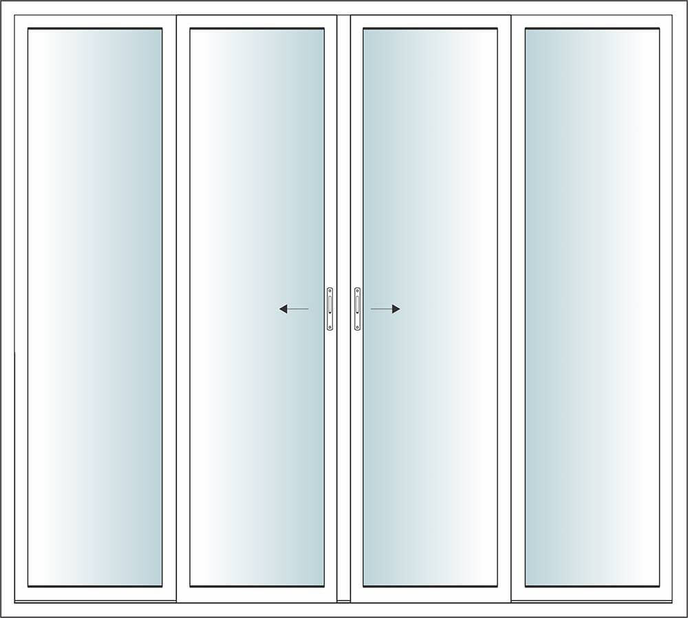 Sliding uPVC Windows & Doors for Johannesburg, Pretoria, Durban, Capetown, Port Elizabaeth - South Africa